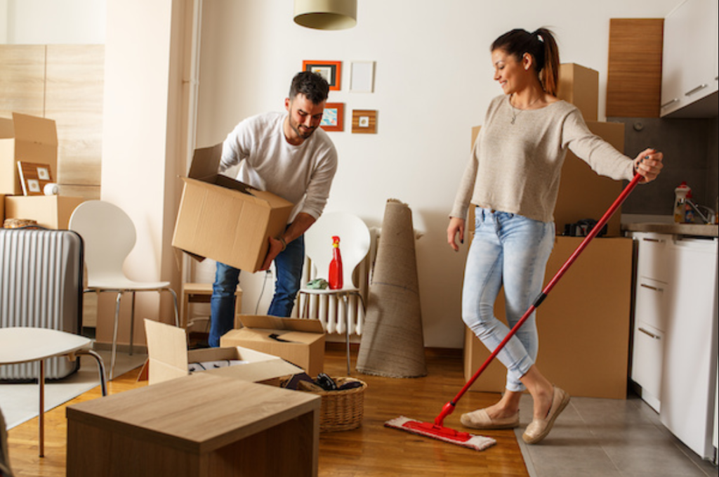 move out cleaning service dubai