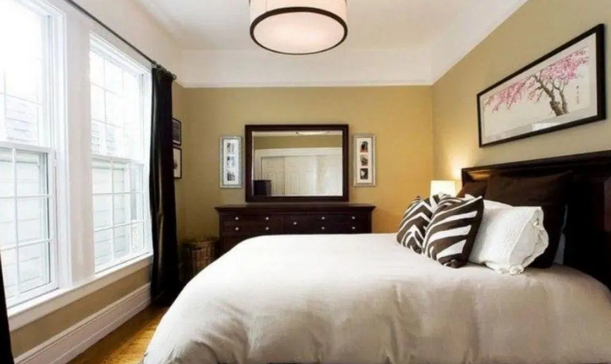 What color you can paint the walls in the bedroom.
